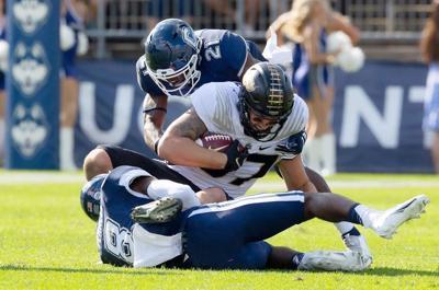 Durham tackled