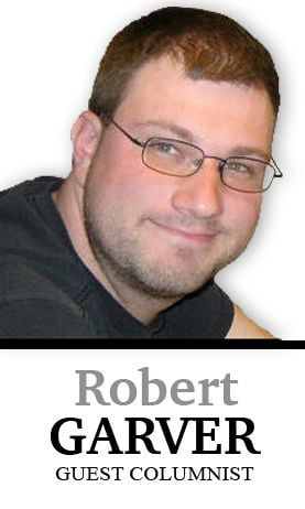 Robert Garver column sig