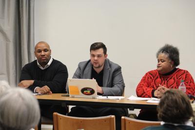 Black Lives Matter Panel