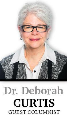 Dr. Deborah Curtis column sig
