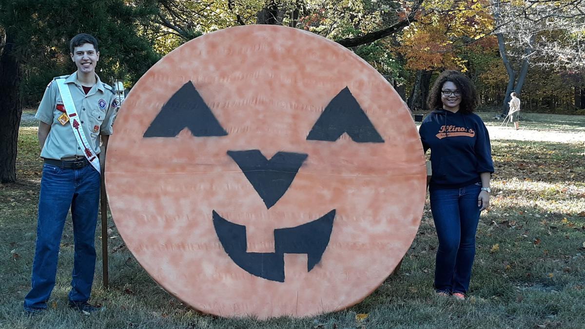 Smilin' Pumpkin