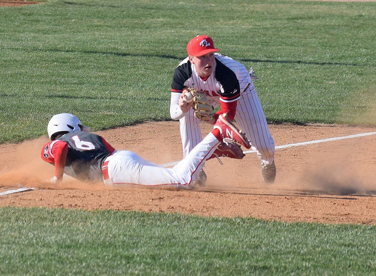 Twin Lakes-South Newton baseball 2