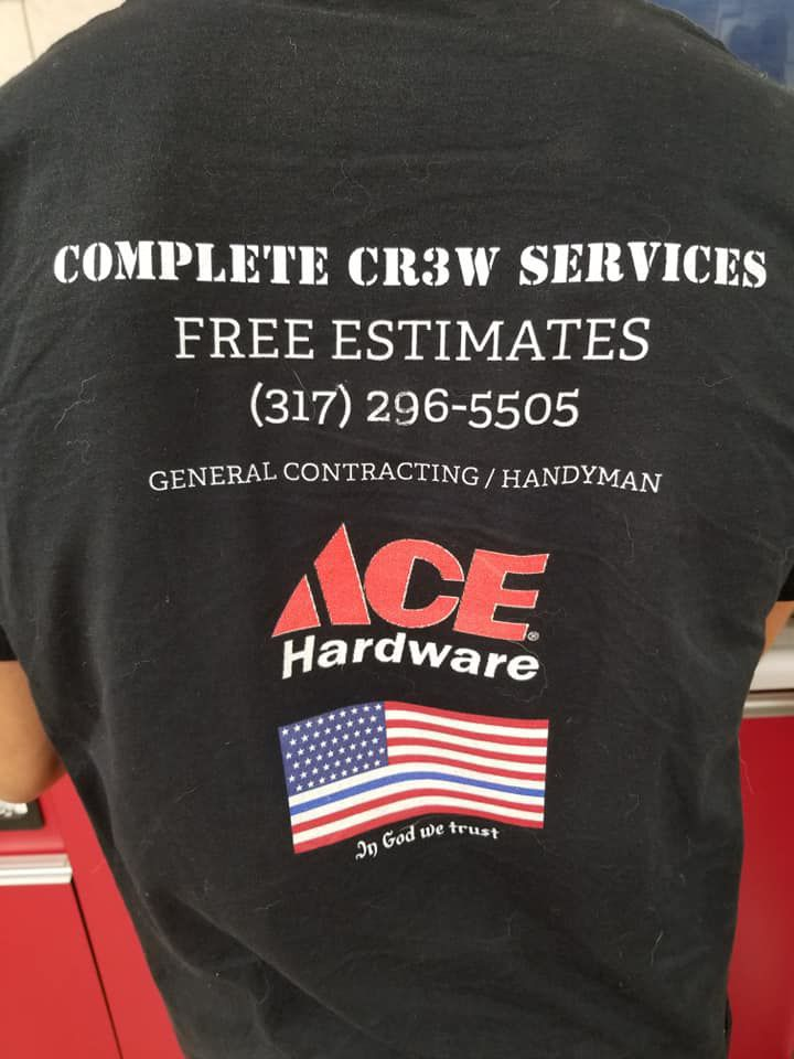 Down To Business With Complete Cr3w Services