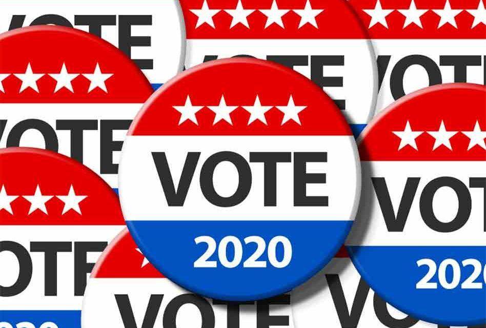 Nov. 3 is General Election