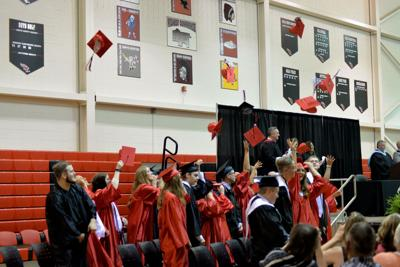 Frontier High School Graduates 50 At 2017 Commencement Ceremony