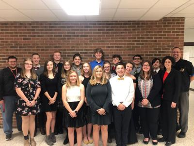 IBA All District Band