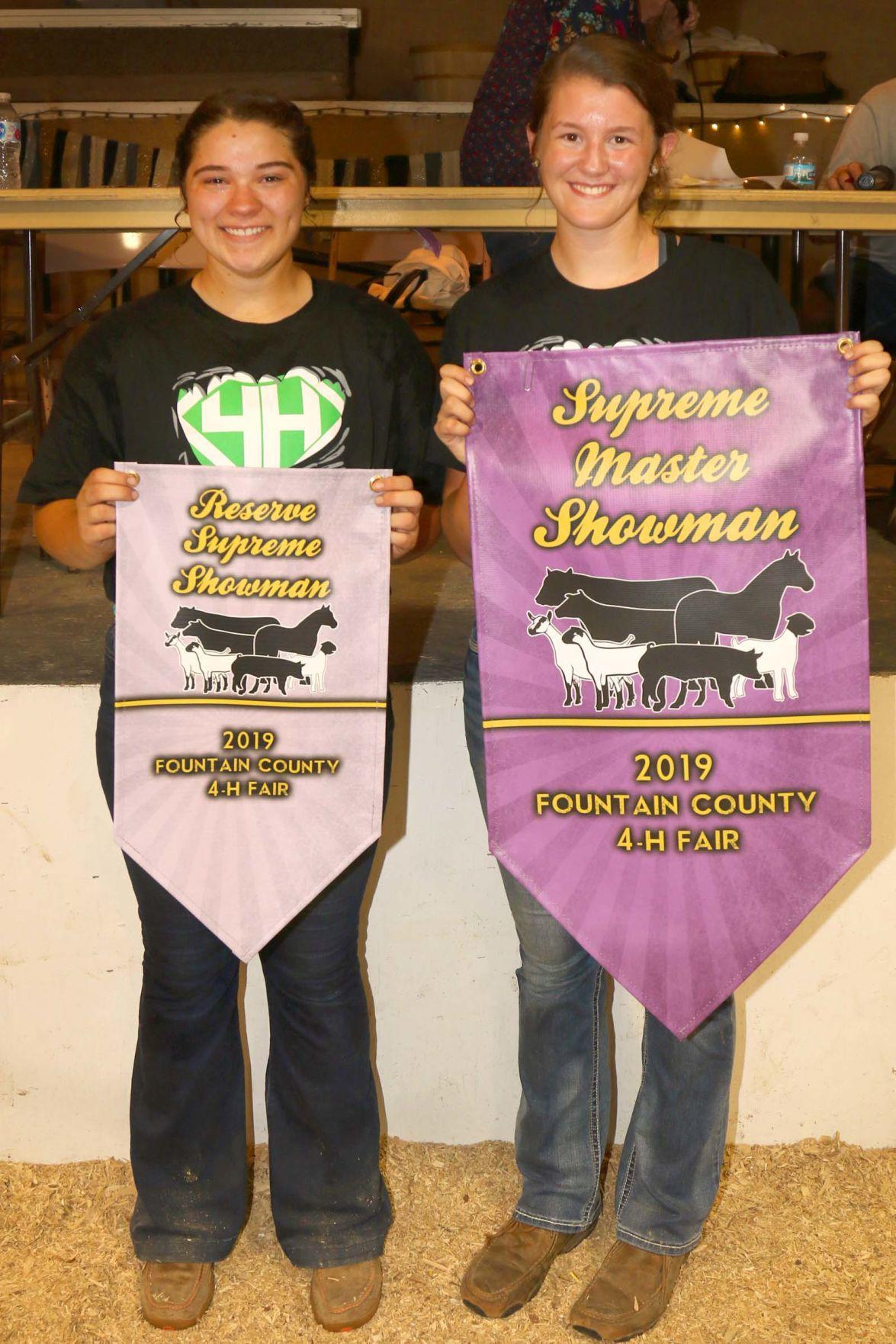 Fountain County names 4-H Master Showman   Wcinews   newsbug info
