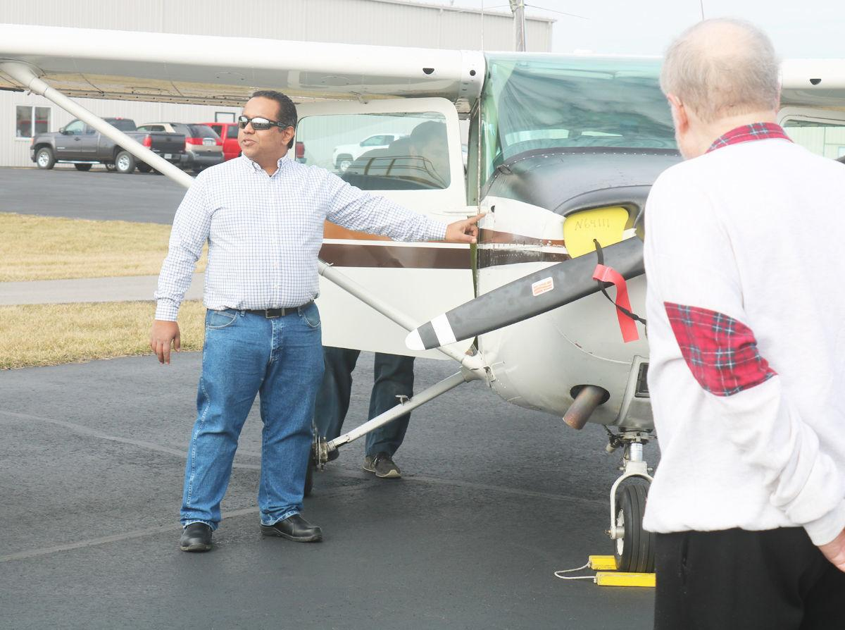 Airport buys a Cessna to rent