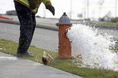 Hydrant fee
