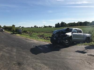Two-vehicle crash claims the life of a Morocco man   Local