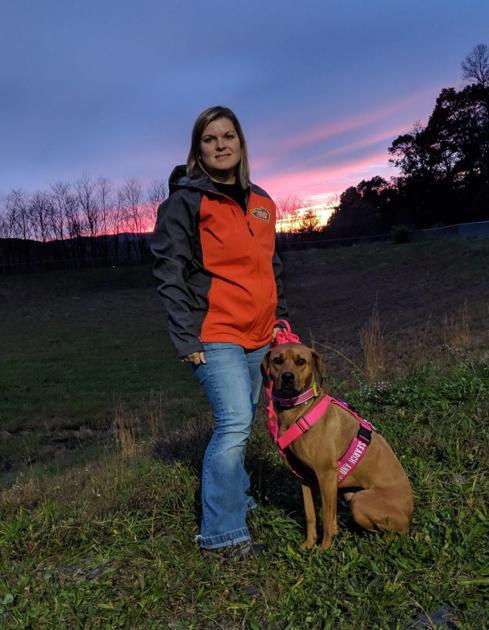 » Follow your nose: Local veterinarian trains dog for search and rescueThe  Doggy Blogger