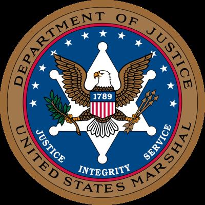 U.S. Marshals seal