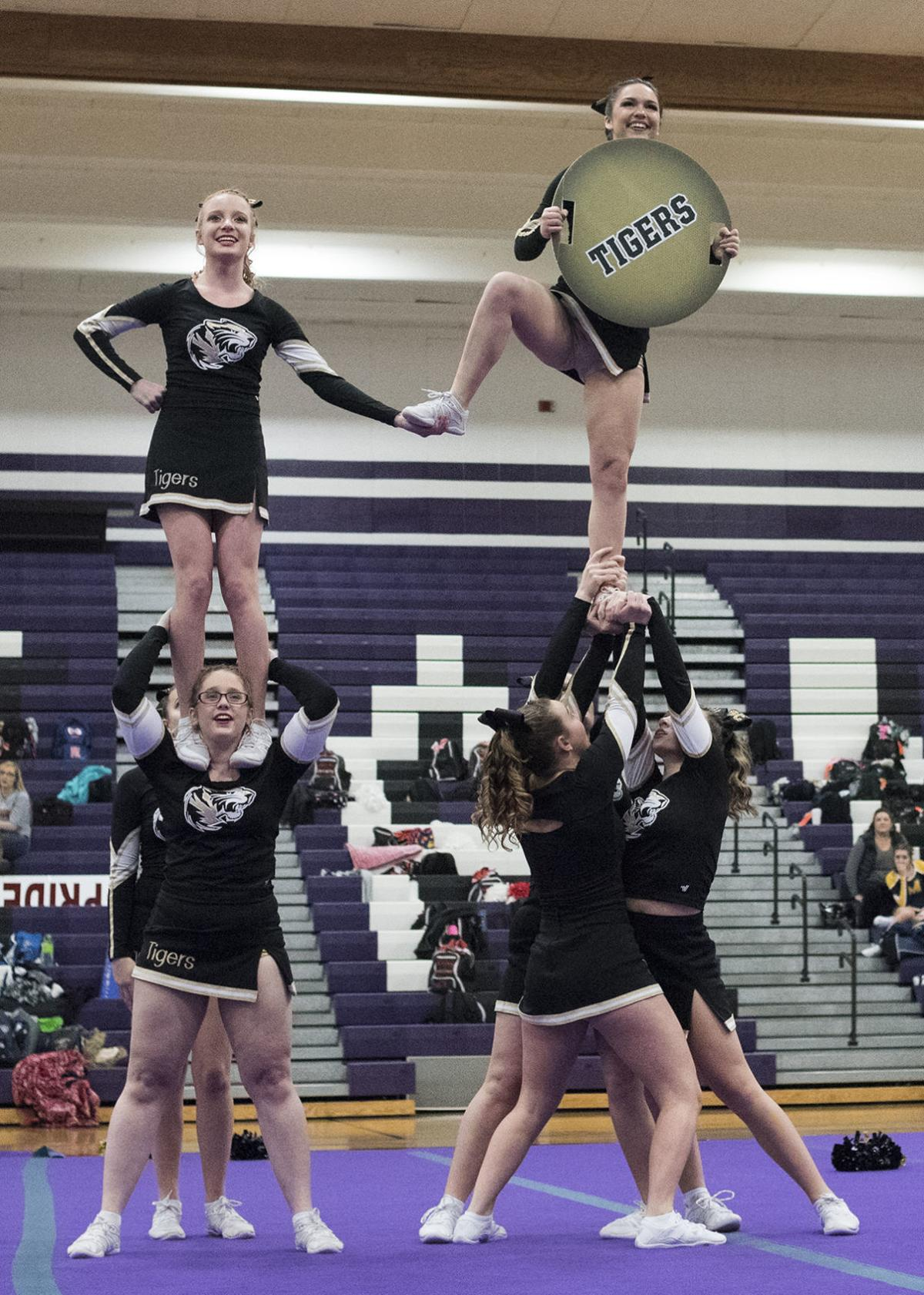 H.S. Competitive Spirit: Shamokin, Southern win district cheer titles