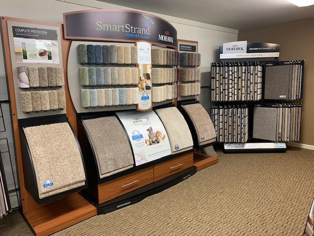 Flooring sales, installation and renovations offered at Jake Bennage Flooring