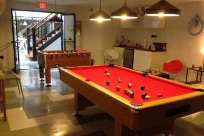 Companies Incentivizing Employees To Live Greener Promote - Pool table companies
