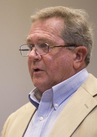 Gilroy seeks third term as county treasurer