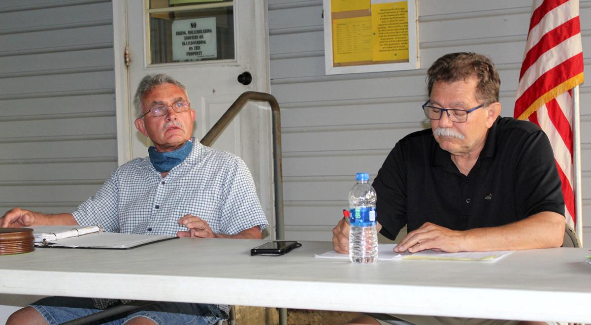 Entire McEwensville council resigns, new council appointed