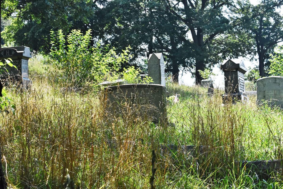 Shamokin Cemetery blight