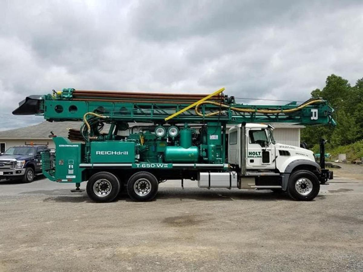 PSP searching for stolen drilling rig spotted in Columbia County