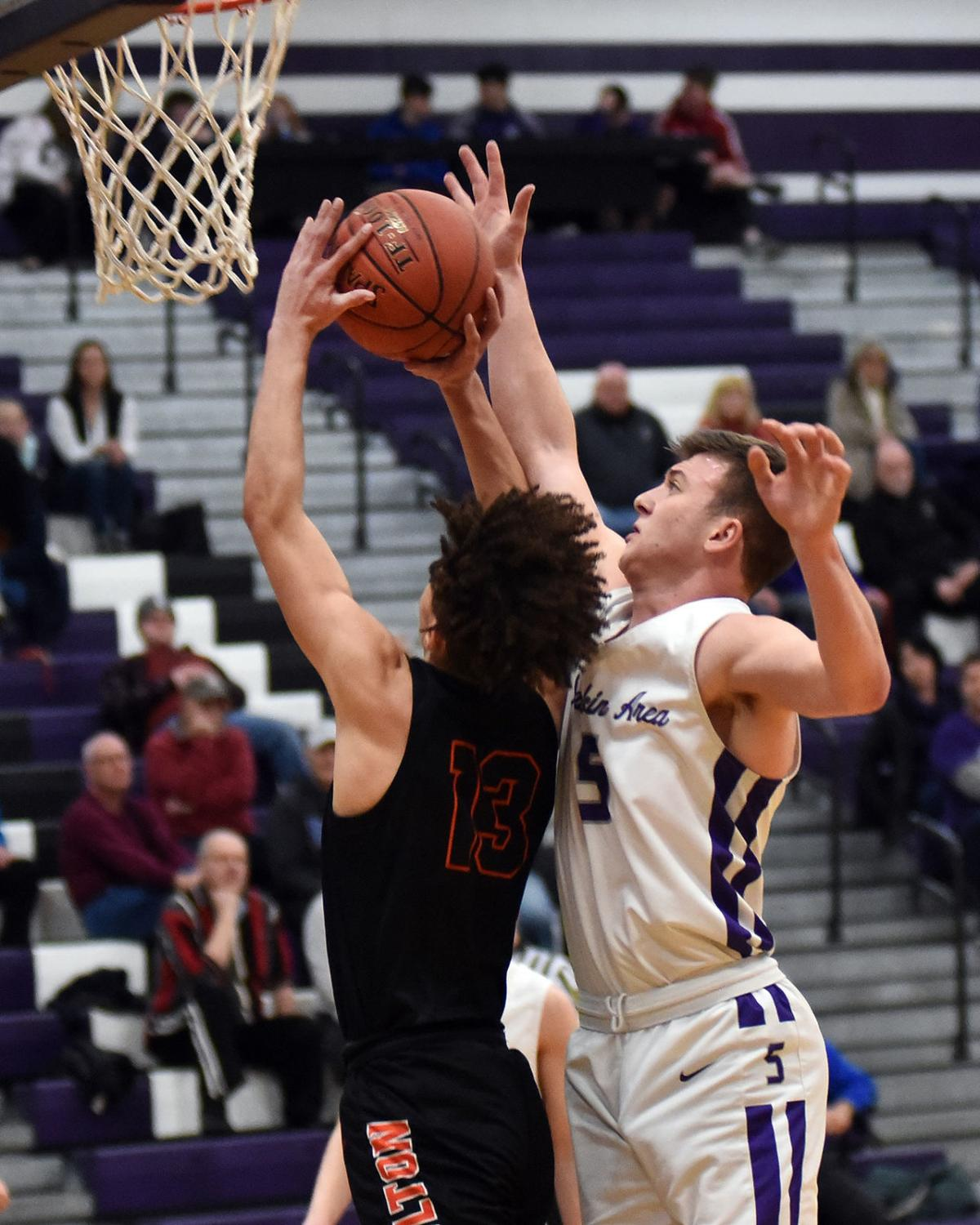 Shamokin coasts to win over Milton
