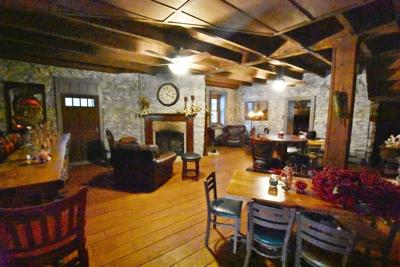 McWilliams Old Stone House (interior view)