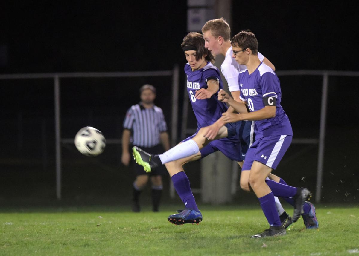 Shamokin drops decision to Central Columbia