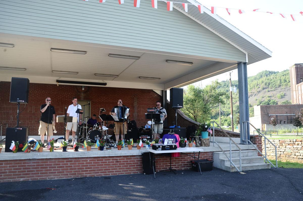 John Stevens Polk Band photo