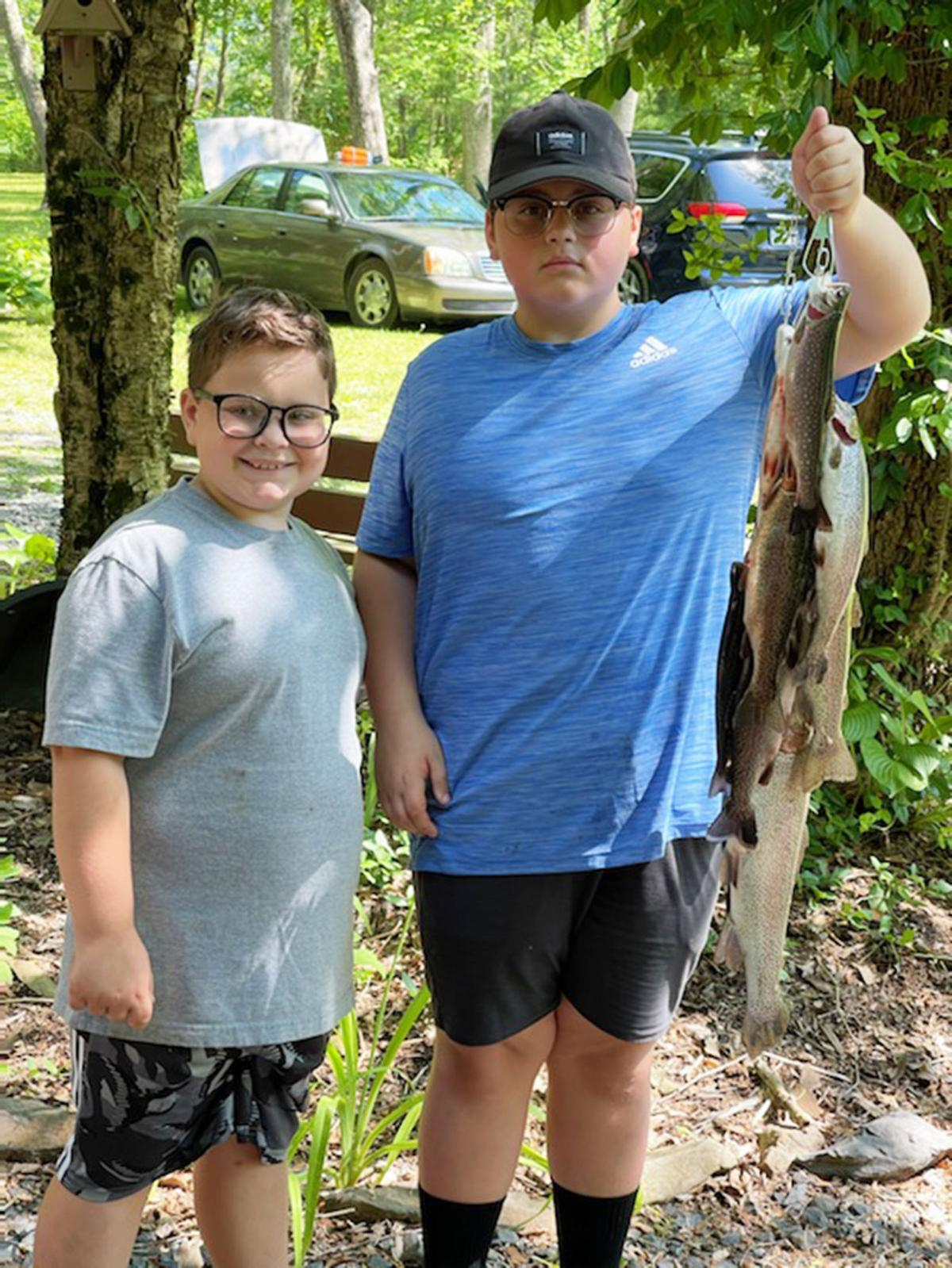 Kulpmont Sportsman Association holds children's fishing derby