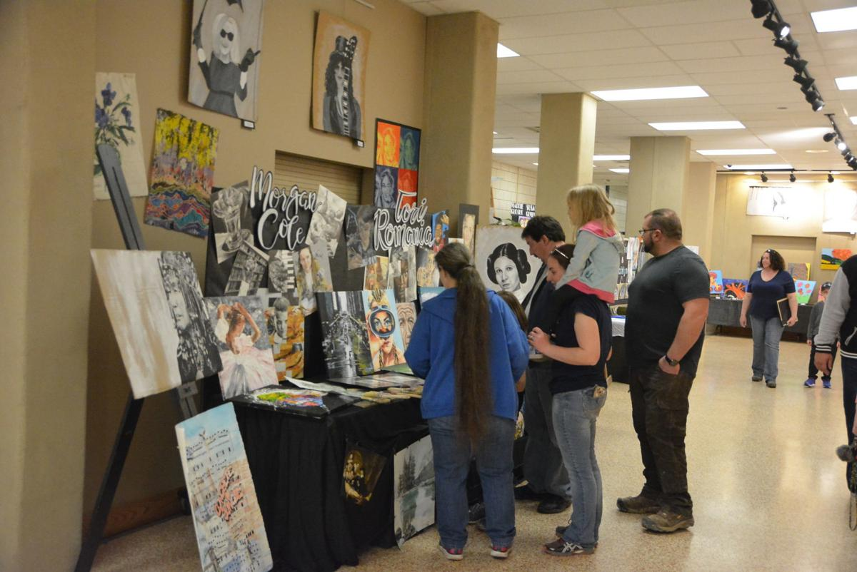 Southern Columbia Art Show