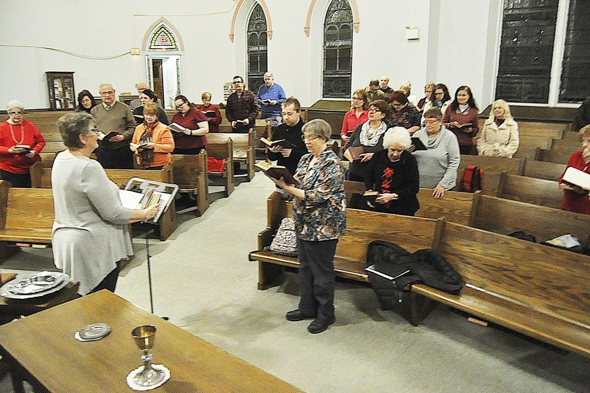 Cecilian Club holds concert at First Presbyterian Church