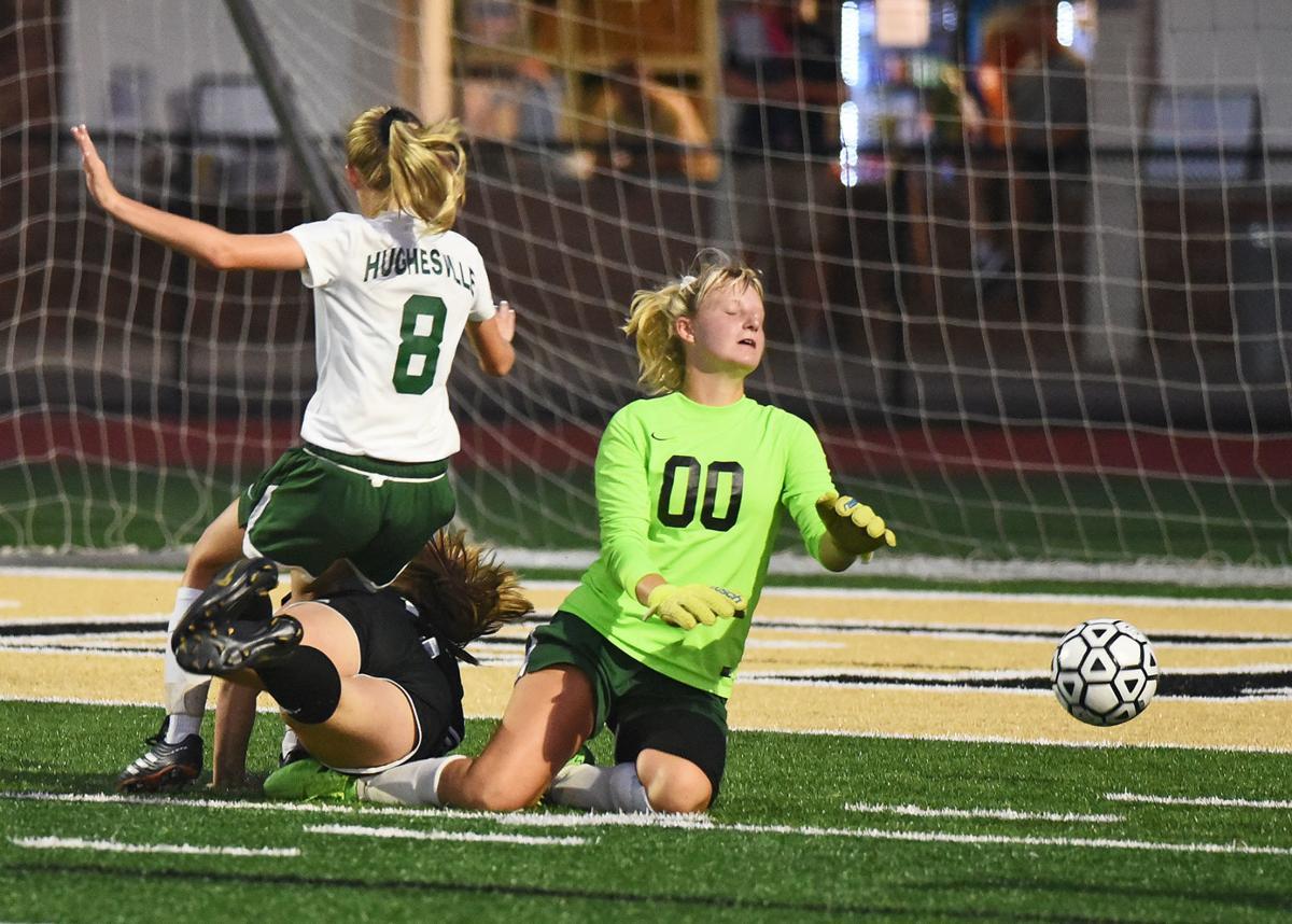 Southern wins close battle over Hughesville