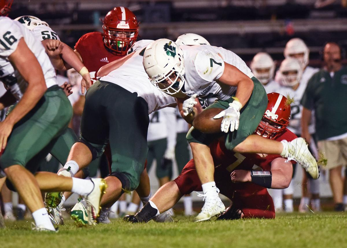 Mount Carmel charges over Lewisburg