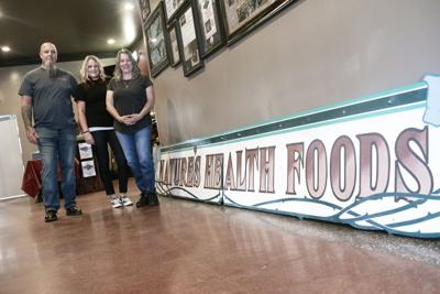 16-foot advertisement sign donated to original artist