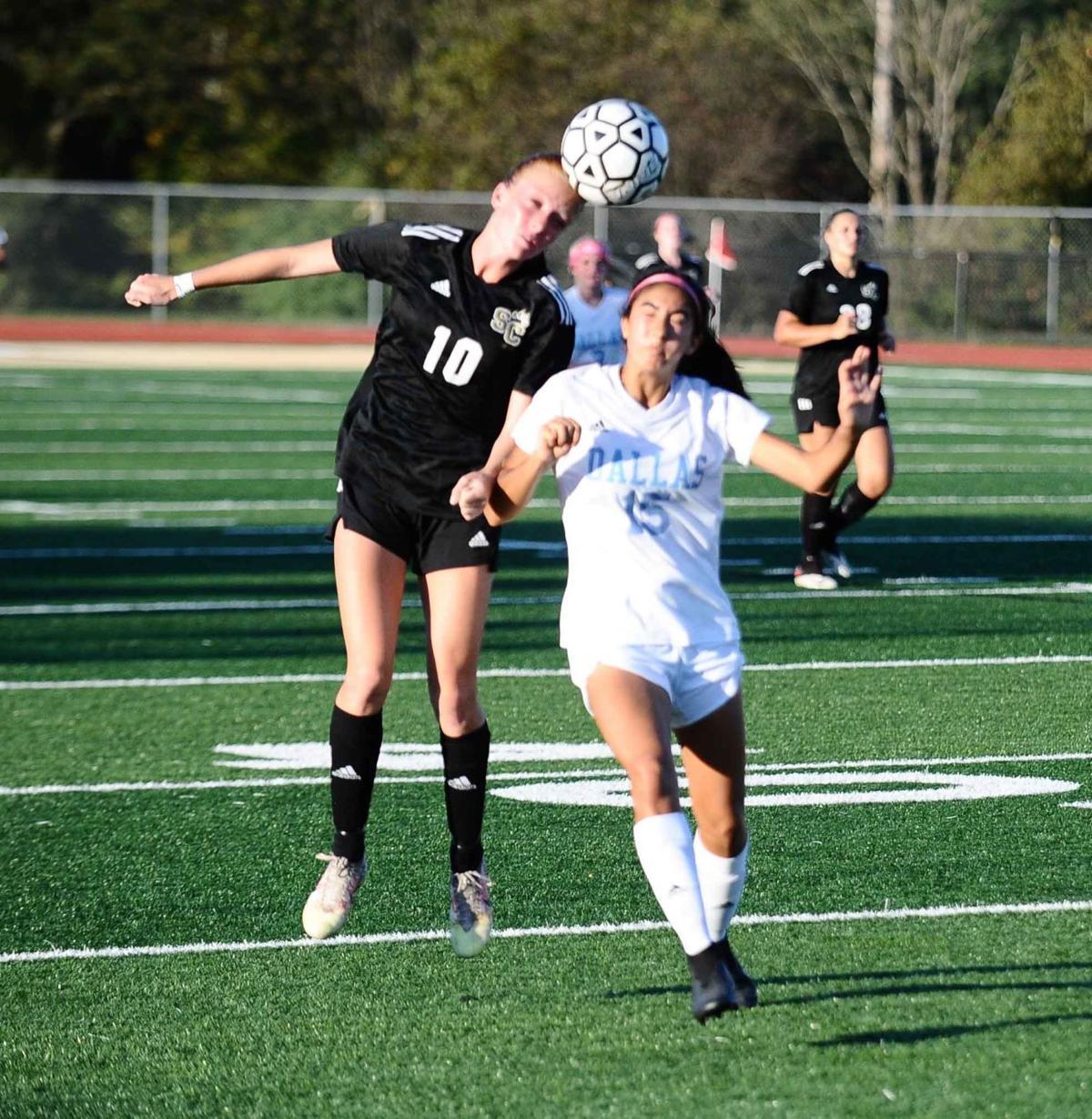 SCA girls soccer 2