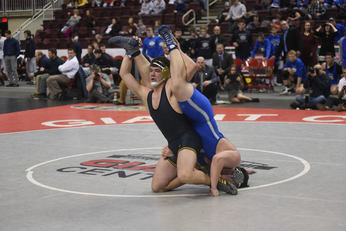 Southern Columbia wrestling