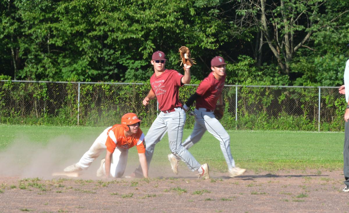Legion Baseball: Chapman shows ball