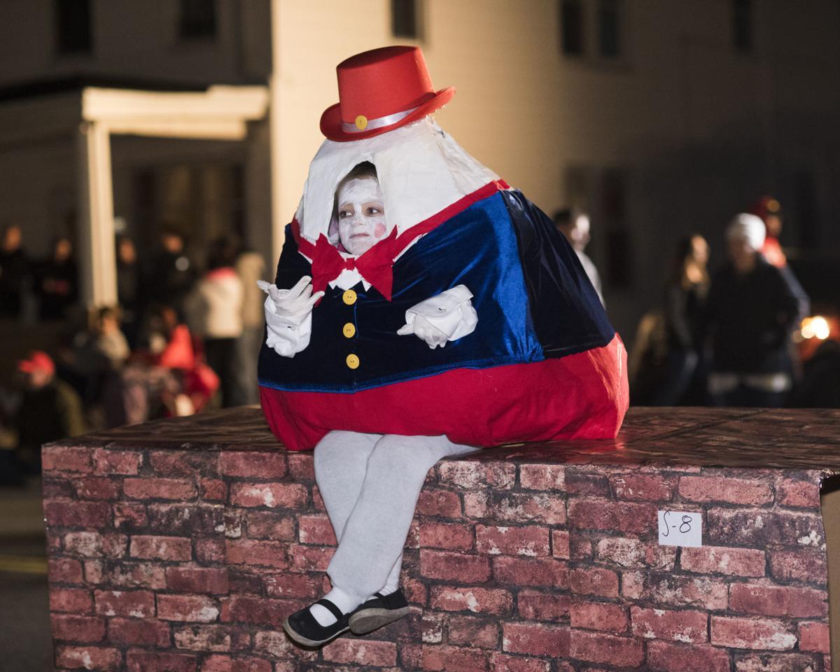 Kulpmont Halloween Parade