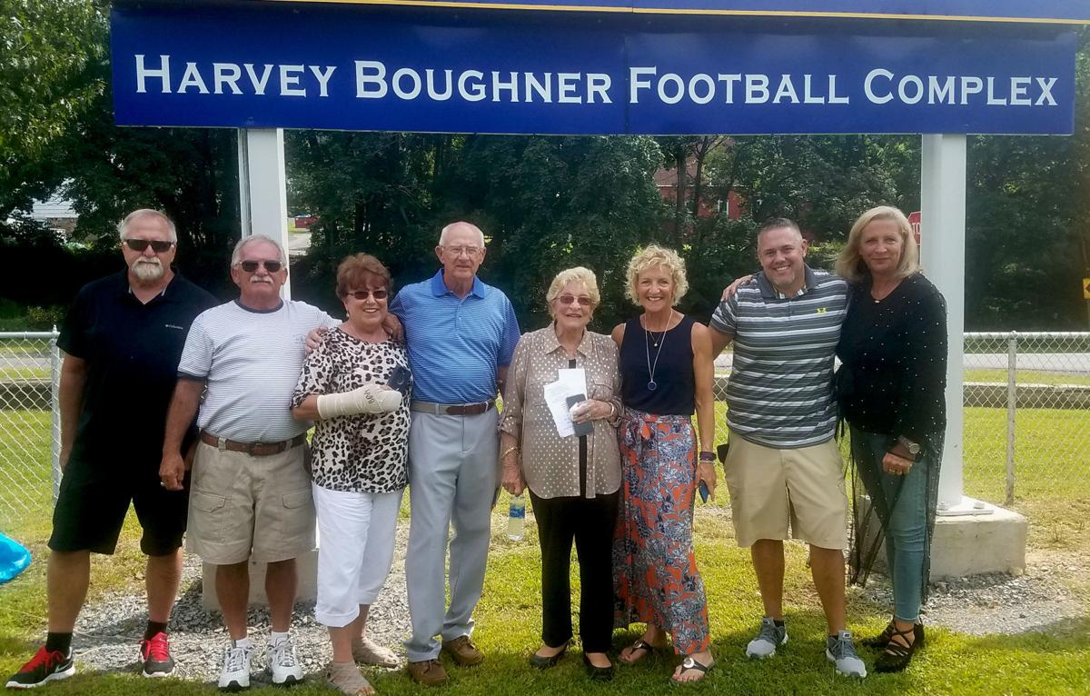 Harvey Boughner Football Complex