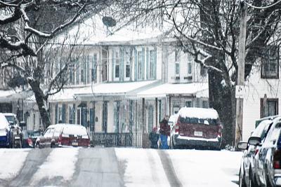 Fifth Ward snow