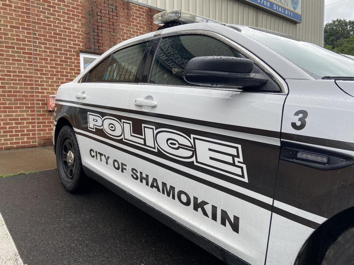 Shamokin PD