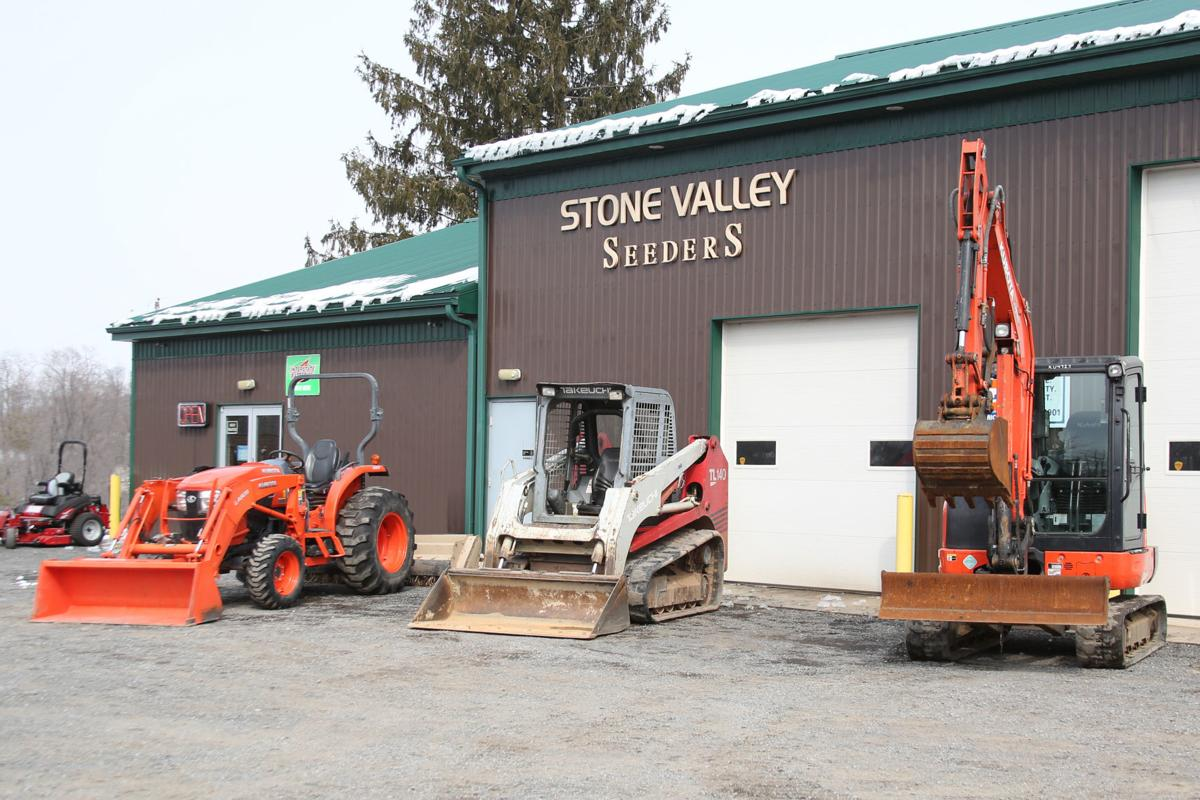 Stone Valley Seeders