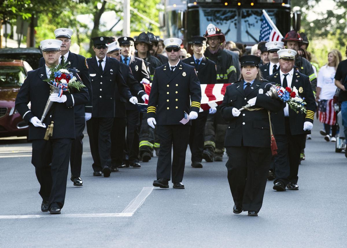 Shamokin 9/11 ceremony