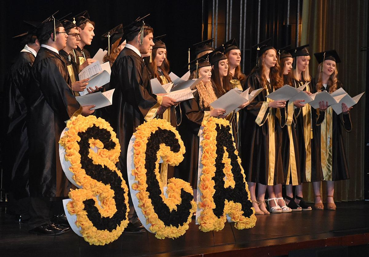 "SCA grads celebrate ""A Million Dreams"""