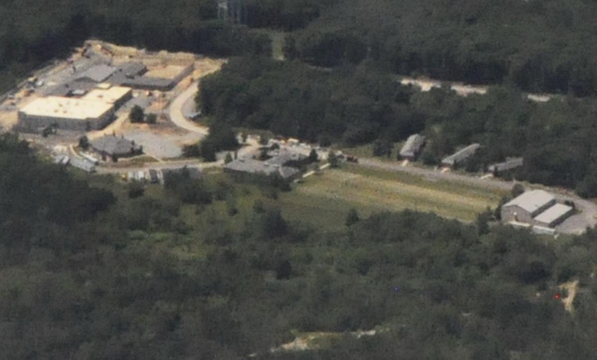Prison aerial