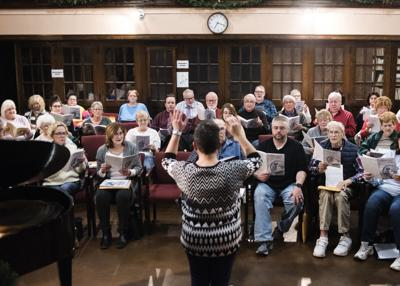 Choraliers concert set for Sunday