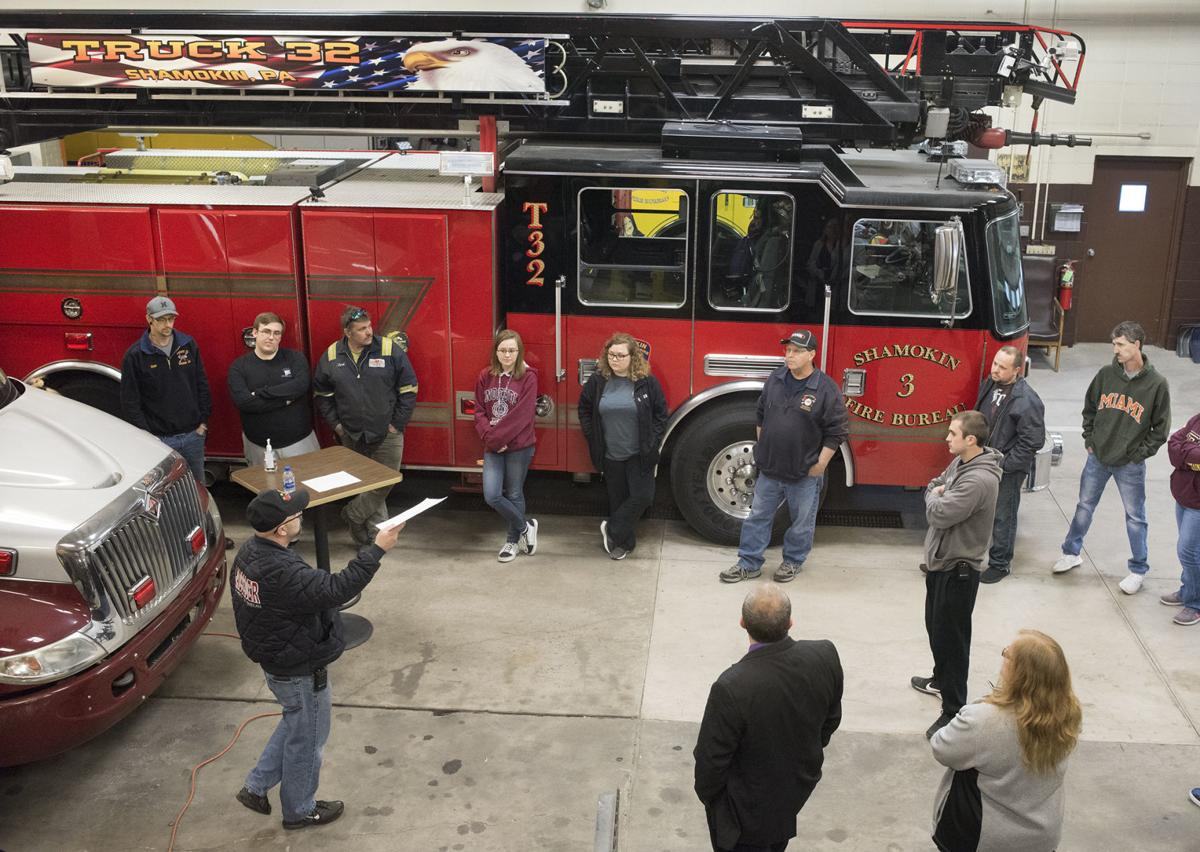 Shamokin Fire Bureau to deliver groceries to Shamokin residents in need