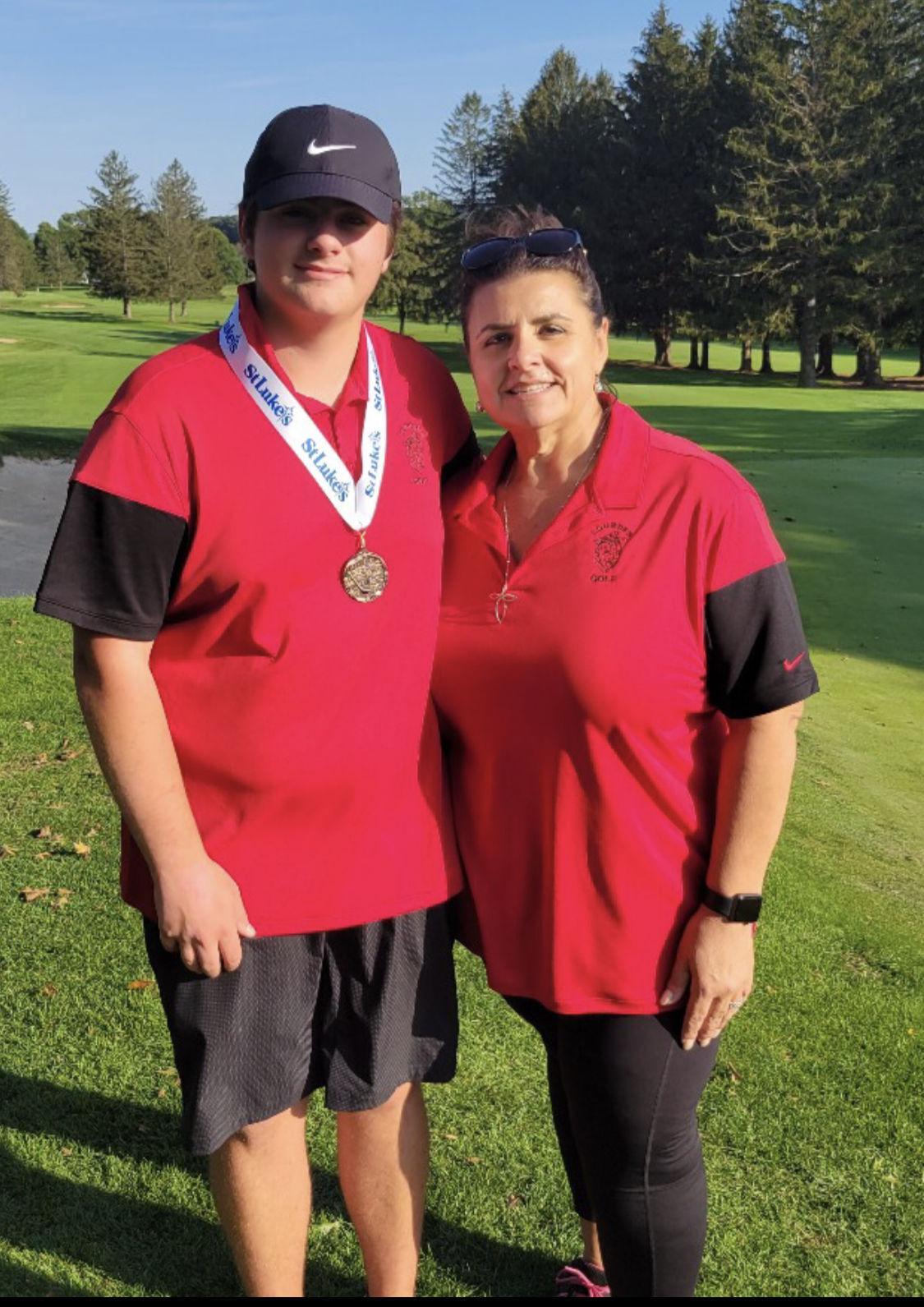 Lourdes golf 1