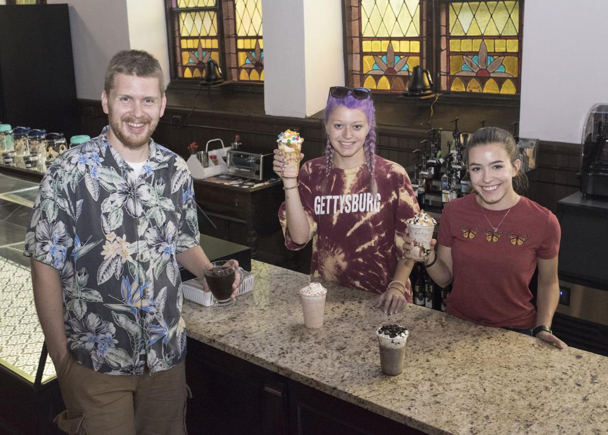 Bamse Coffee to hold grandopening Saturday and Sunday
