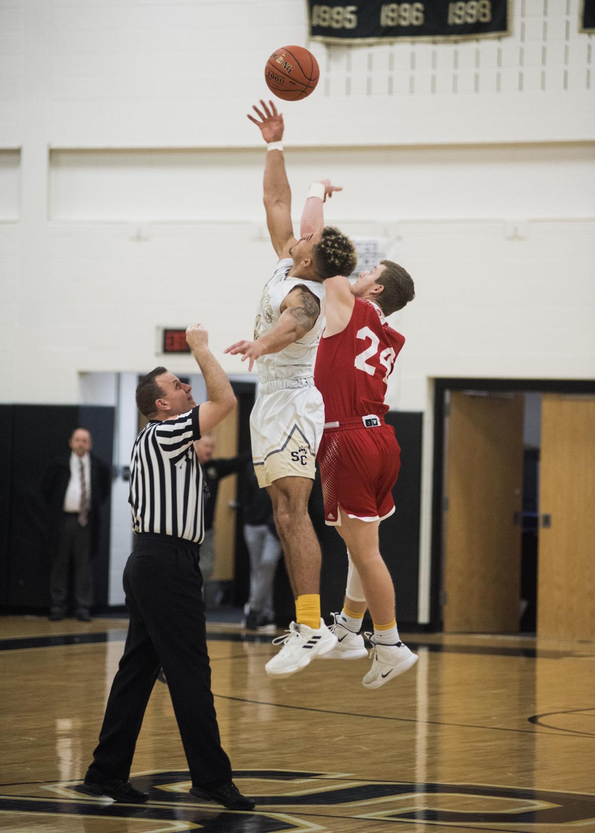 Southern versus Mount Carmel boys basketball