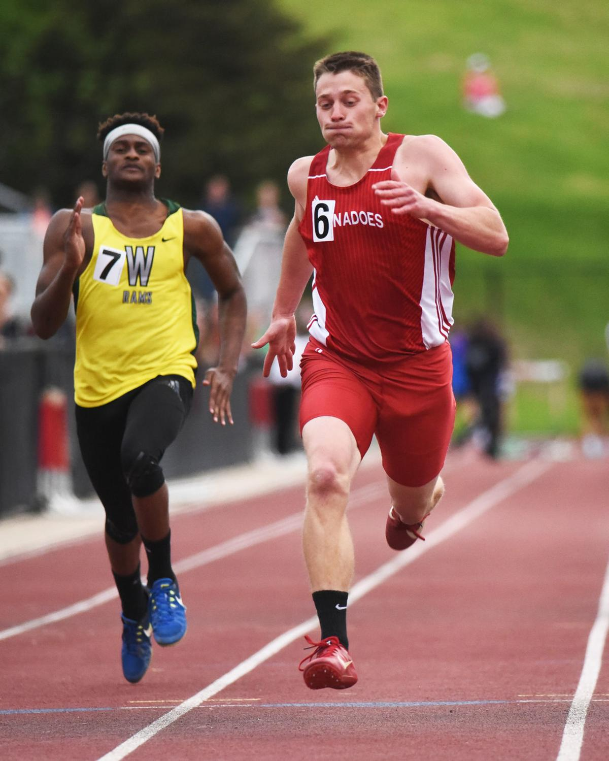 District 4 Track and Field Championships